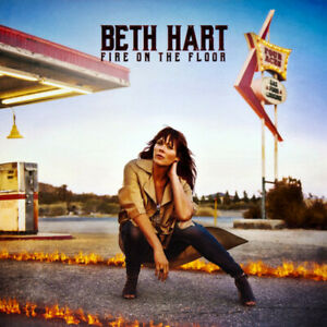 Beth Hart - Fire on the Floor - New Vinyl LP