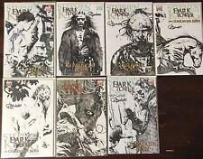 Dark Tower The Gunslinger Born Sketch Variant 1-7 SS Stan Lee / Richard Isanove