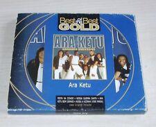 ARA KETU Grandes Sucessos CD 2001 Best of the Best Gold Brasil