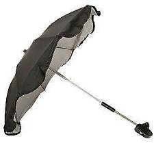 Red Kite Black Universal Travel Sun Parasol for Buggy Stroller Pushchair