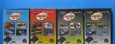 DUBRO INSIDE R/C SEASON 1 2 3 4 DVD Sets Brand NEW over 16 hours