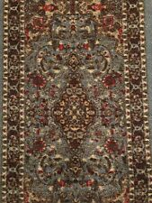 Ottomanson Ottohome Persian Heriz Oriental Design Runner Rug with Non-Ski... New