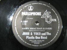 John + Yoko + The Plastic Ono Band - Happy Xmas (War is over)