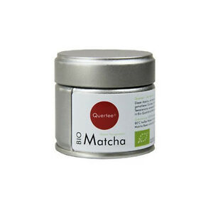 GP: 49,67 € / 100 g - Quertee - Japan Bio Matcha - 30 g Dose - Premiumqualität