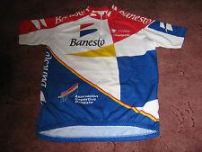 ASOCIATION DEPORTIVO BANESTO CAMPAGNOLO NALINI ITALIAN CYCLING JERSEY [7]