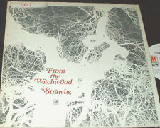 The  Strawbs From The Witchwood WLP Promo DJ LP 1971 RARE PSYCH ACID