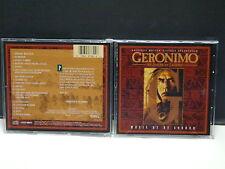 BO Film / OST Geronimo RY COODER CK 57760