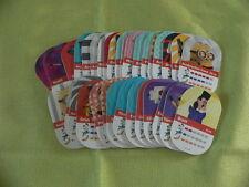 3 Karten Ich einfach unverbesserlich 3, Lenticular-Sammelkarte REWE aussuchen