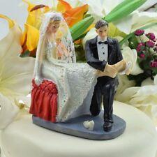 Montaje De Zapato De Novia-novio novia y el novio Wedding Cake Topper