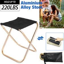 Mini Portable Folding Chair Outdoor Camping BBQ Fishing Picnic Beach Stool Seat