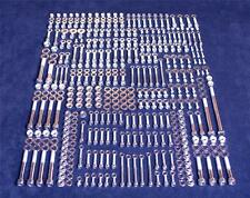 HONDA ATC250R 583 PIECE POLISHED STAINLESS STEEL BOLT KIT 1981-1984 ATV ATC 250R