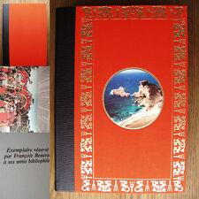 La grande aventure de la méditerranée georges blond, édition Famot Genève 1976
