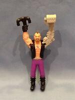 2000 McDonalds Figur / Action Man, DR X LEDGE CLIMBER,  Hasbro, aufziehbar, Rar