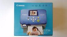 CANON SELPHY CP760 COMPACT PRINTER