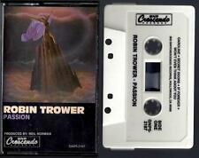 ROBIN TROWER / PASSION - Cassette (1986)