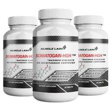 Somatogain-HGH Booster Secretagogue Supplement   3 Bottles