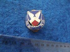 (A5-Y013-gs) Original US Crest Einheit ist mir unbekannt HS65