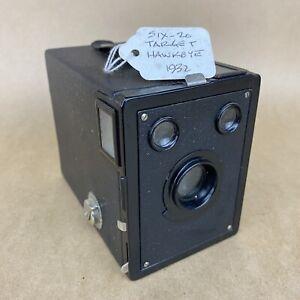 Kodak Six-20 Target Hawkeye 1932 Vintage Box Camera