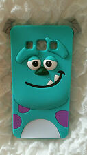 UK-SILICONE CASE MONSTER for SAMSUNG A5