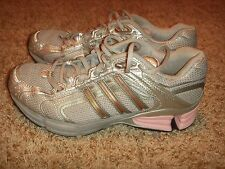 Adidas Silver Pink 551089 Womens Size 8.5