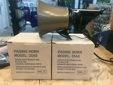 New Viking Electronics Inc paging horn