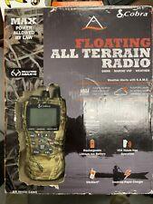 Set Of 2 Cobra Mr Hh450 Dual Handheld Marine Radio