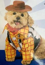 Toy Story 4~WOODY~Pet Dog Costume SZ:S/Small Halloween/Dress Up Disney Pixar New