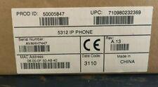 Mitel 5312 IP Phone (50005847) New Sealed Box
