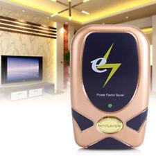 Energy Saver Power 28Kw Electricity Saving Box Stabilize Voltage Uk Plug x1 Gq