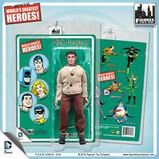 """Worlds Greatest Heroes Retro mego carded Dick Grayson 8"""" action figure NEW"""