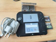 Nintendo 2DS Blue & Black Handheld System with 2 Games Fast Dispatch