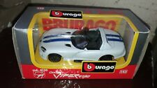 Modellino Dodge Viper RT/10 , Burago 1:43 made in Italy