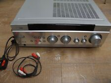 AIWA AV-NW30 Silver AV Surround Receiver Amplifier DTS Radio Optical Bluetooth