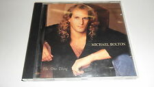 CD The One Thing di Michael Bolton