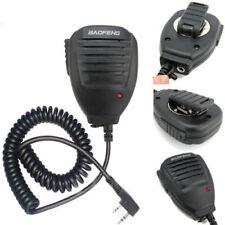 Baofeng Microfono Altoparlante Speaker per Gt-3 Uv-5r Series 2-pin Radio T1
