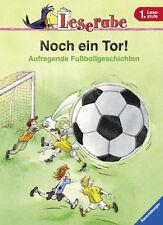 """LESERABE """"NOCH EIN TOR"""" aufregende Fussballgeschichten Buch 1. Lesestufe"""