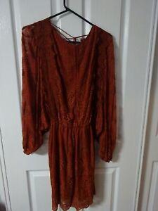 Zimmermann - Lace back dress - size 3