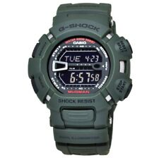 Casio Men's G9000-3V G-Shock Green Mudman Digital Sports Watch