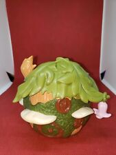 Disney Fairy Cottage House Flowers Pixie Tinker Hut DecoPac 333575 03/12!