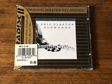 ERIC CLAPTON SLOWHAND MFSL 24 KARAT GOLD CD ~ STILL FACTORY SEALED WITH J-CARD