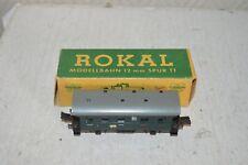 RARE WAGON  VOITURE PASSAGER   D 1209 ROKAL TT  TRAIN BOITE PERSONENWAGEN DB