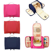 Women Multifunction Travel Cosmetic Bag Makeup Case Pouch Toiletry Organizer Bag