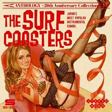 ANTHOLOGY - 20TH ANNIVERSARY COLLECTION(2SHM-CD) [Audio CD] The Surf Coasters