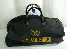 Vintage Us Air Force Gym Bag