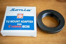 Sonia T-2 Mount Adapter for Canon EOS EF T2