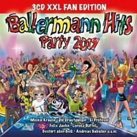 BALLERMANN HITS PARTY 2019 (XXL FAN EDITION)  3 CD NEW