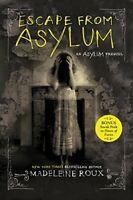 Escape from Asylum,Madeleine Roux- 9780062424433