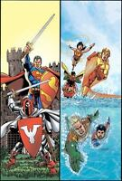 Brave And The Bold HC Vol 02 The Book Of Destiny (Brave and the Bold (DC Comics)