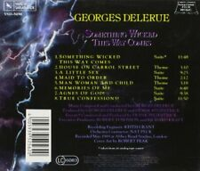 CD Soundtrack Georges Delerue The London Session Volume Three