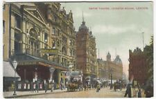 """London; Empire Theatre, Leicester Square PPC, c 1910's, Advertising """"High Jinks"""""""